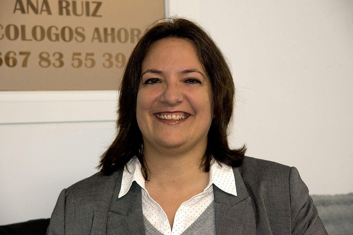 Ana Ruiz Psicologos Granada